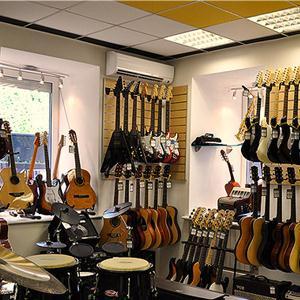 Музыкальные магазины Кедровки