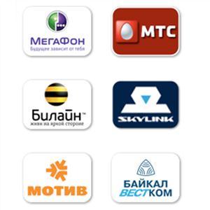 Операторы сотовой связи Кедровки