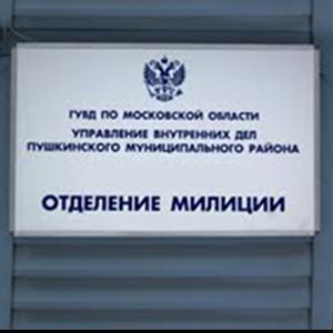 Отделения полиции Кедровки