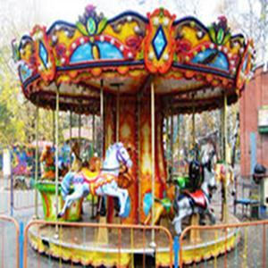 Парки культуры и отдыха Кедровки