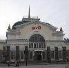 Железнодорожные вокзалы в Кедровке
