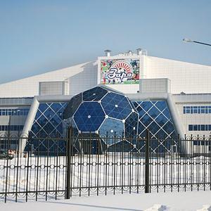 Спортивные комплексы Кедровки