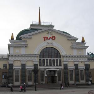 Железнодорожные вокзалы Кедровки